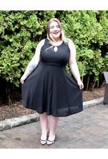 Artex Fashion Eyelet Dress