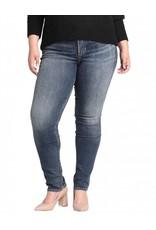 Silver Jeans Avery Slim Leg Jean