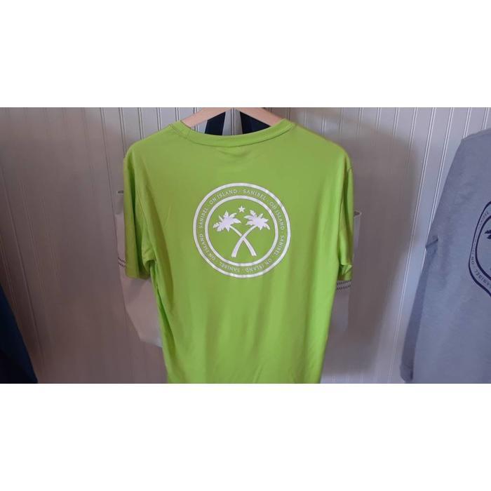 New Logo Sport Tek Lime Shock XXL
