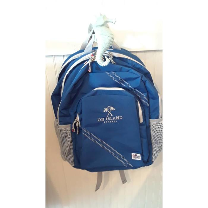 SailorBags Zip Backpack
