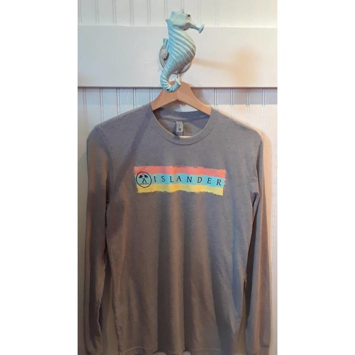 Islander Adult Long Sleeve Shirt
