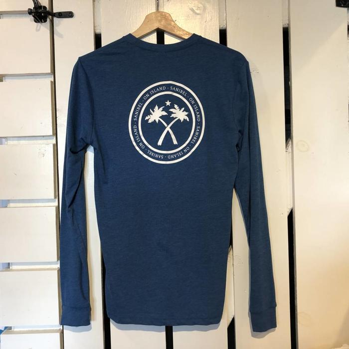 New Logo Adult Long Sleeve Shirt (more colors)