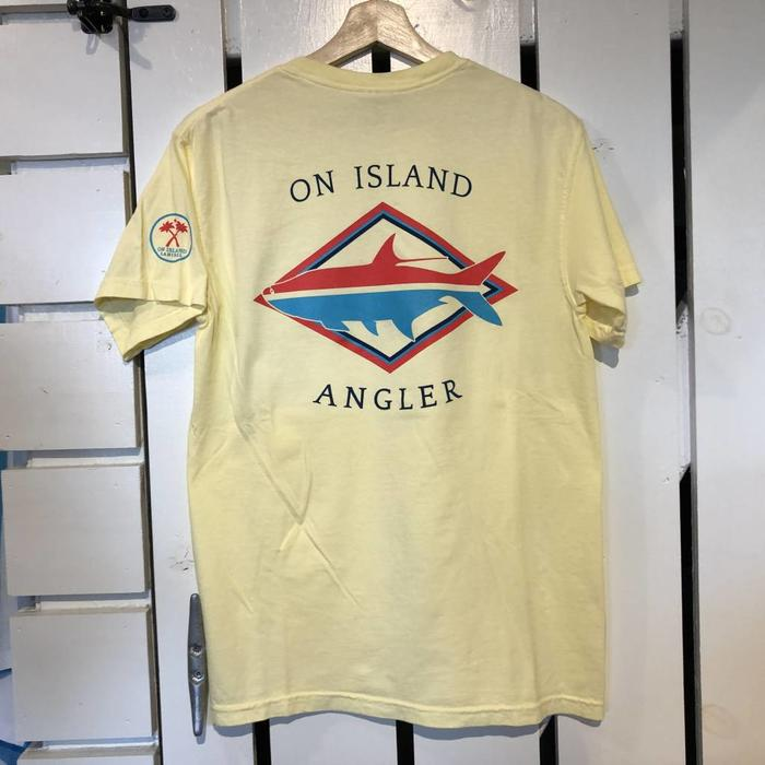Angler Comfort Colors Short Sleeve Crew