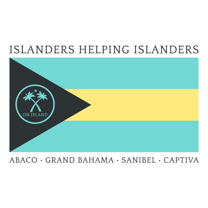 Bahama Relief Shirt Ladies V-Neck