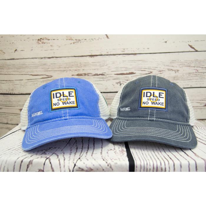 Idle Speed No Wake Hat