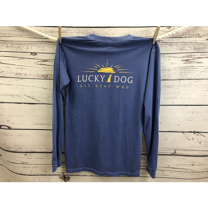ON SALE!!    Lucky Dog Long Sleeve Shirt