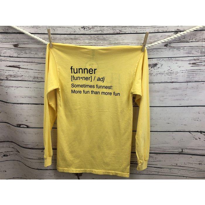 Funner Long Sleeve Shirt