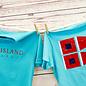 Nautical Hurricane Flag Short Sleeve Crew