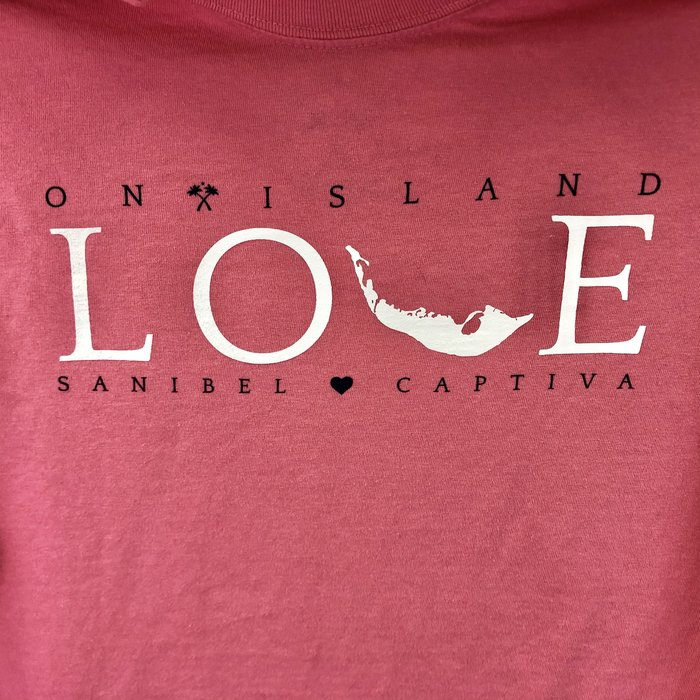 Long Sleeve LOVE Shirt