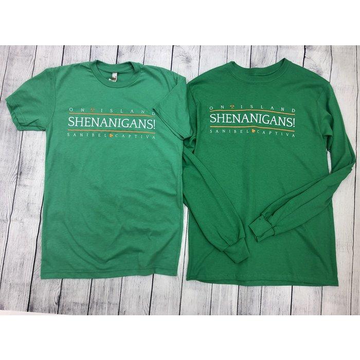 Shenanigans! Short Sleeve Crew
