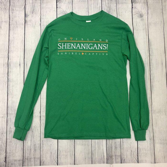 Shenanigans! Long Sleeve Crew