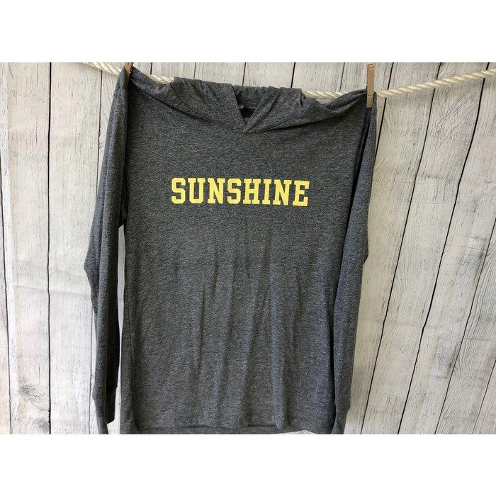 Sunshine Triblend Hoodie