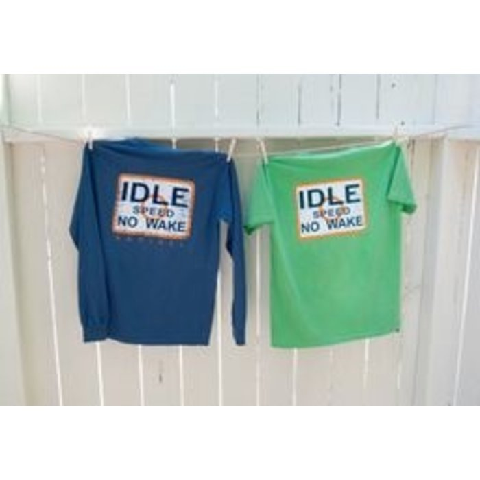 ON SALE!! Long Sleeve Idle Speed