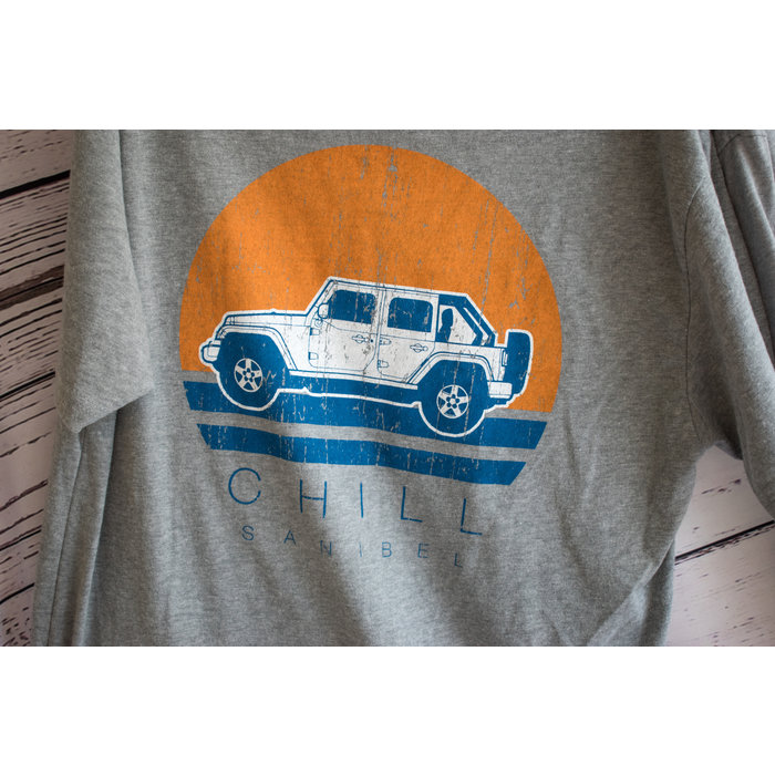 ON SALE!!    Long Sleeve Chill Wrangler
