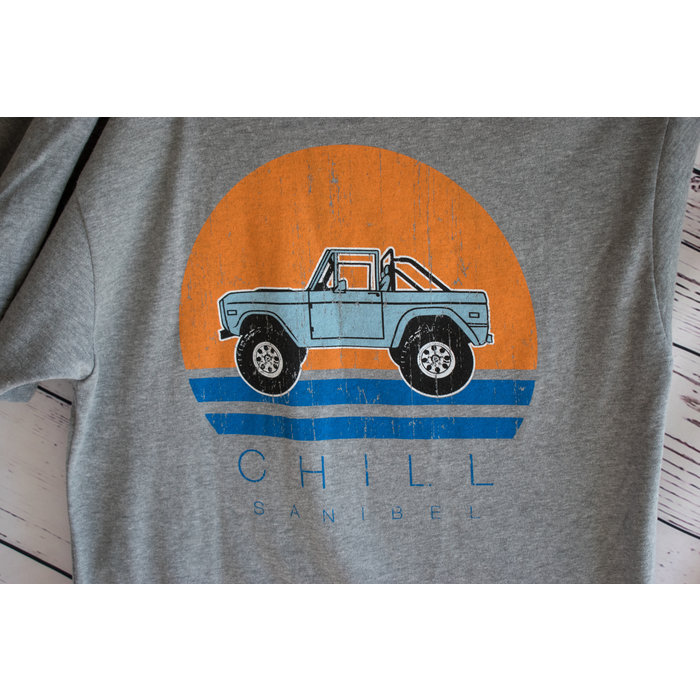ON SALE!!   Long Sleeve Chill Bronco