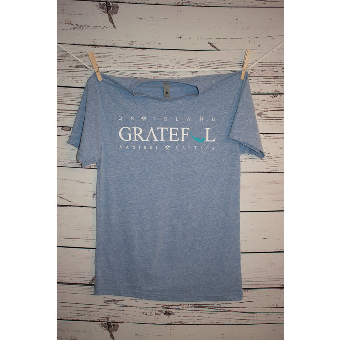 Grateful Short Sleeve Crew