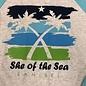 ON SALE!!   She of the Sea 3/4 Sleeve Raglan Tee