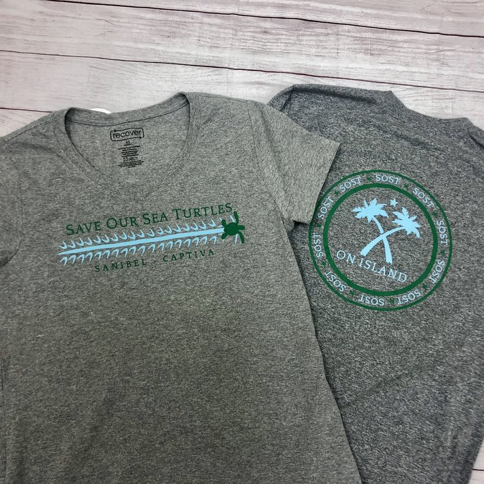 Save Our Sea Turtles Recycled Tee!