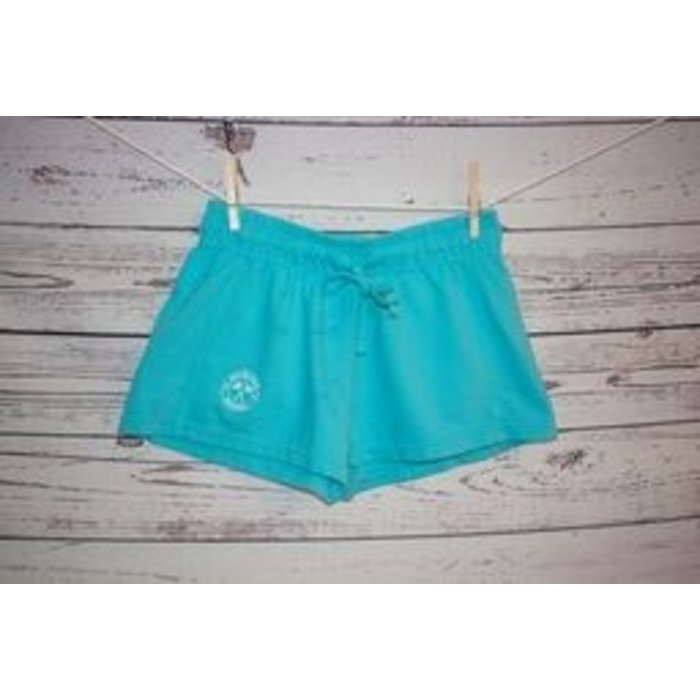 Ladies On Island Beach Shorts