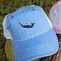 Map Trucker Hat in Blue