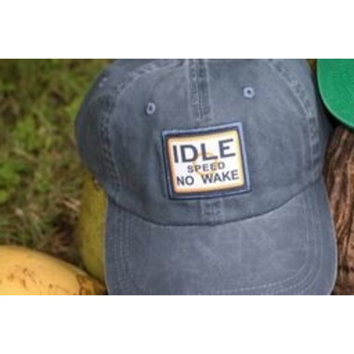 Idle Speed No Wake Hat
