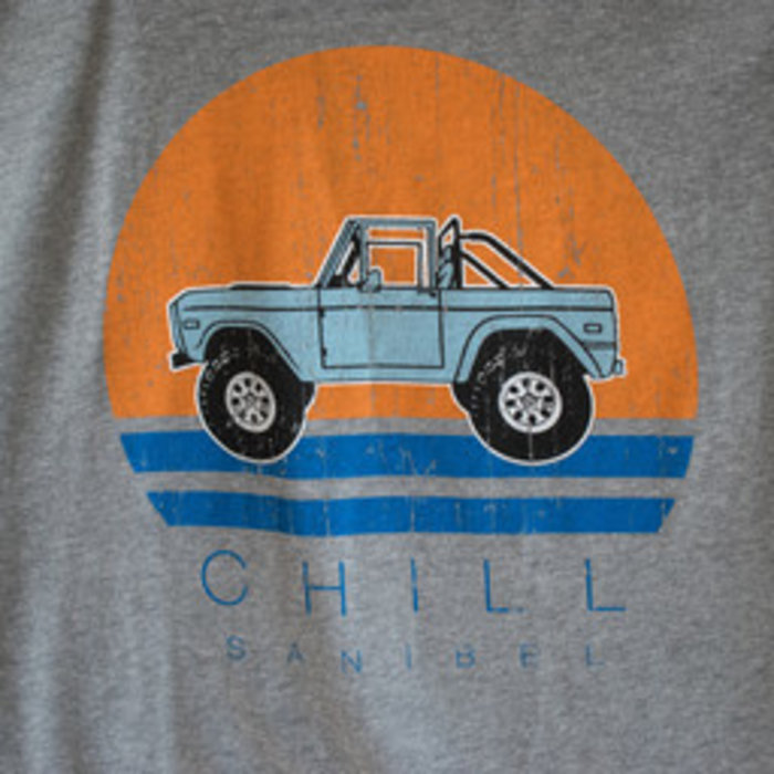 Long Sleeve Chill Bronco