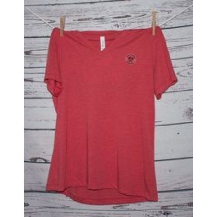 Ladies Paddles - VNeck Triblend