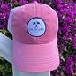 Pink Logo Patch Trucker Hat