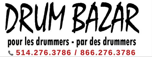 Drum Bazar | Magasin de drum à Montréal