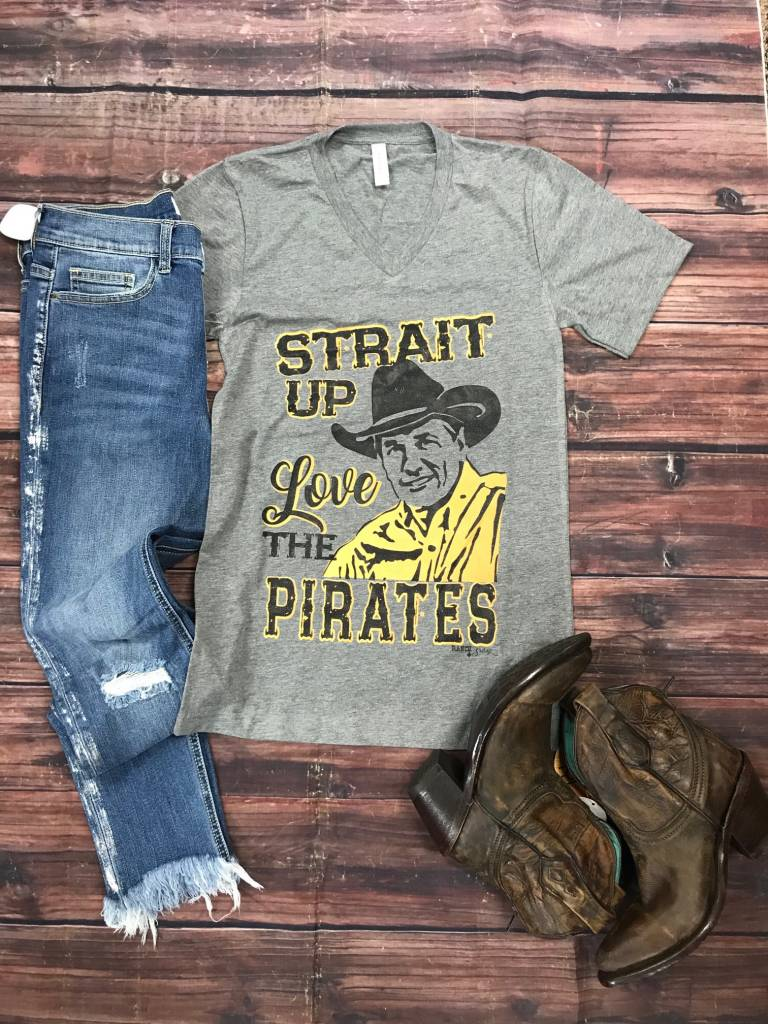 Diamond T Outfitters Strait Up Pirates Tee
