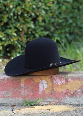 American Hat Co American Black 6X Felt