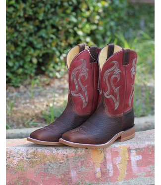 Justin Justin Bent Rail Riley Brick Boot