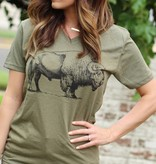 Diamond T Outfitters Old Buffalo Tee