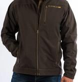 Cinch Brown Bonded Coat