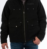 Cinch Black Canvas CC Chore Coat