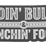 Dale Brisby Ridin' Bulls Decal
