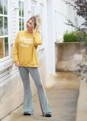 Diamond T Outfitters Vera Bell Bottom