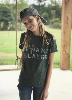 CRAZYCOOL THREADS Giant Slayer - Youth