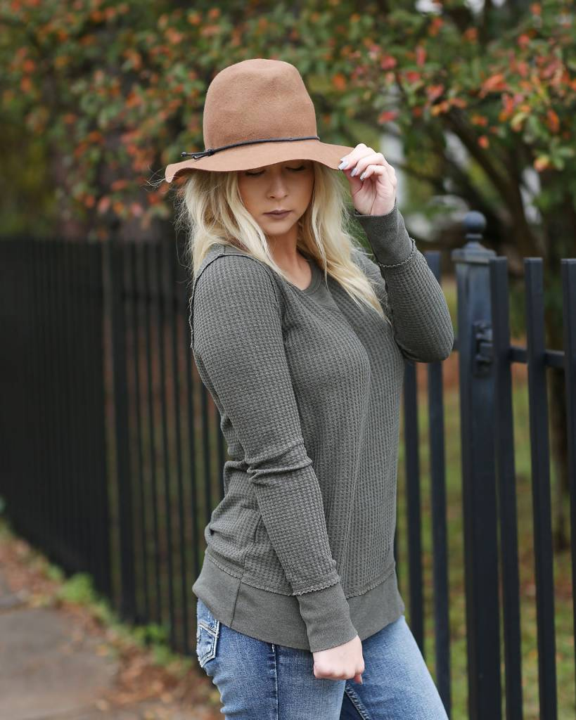 Diamond T Outfitters Austin Thermal Sweater