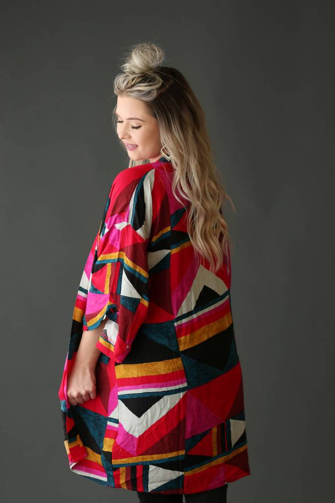 billabong Precious Stone Kimono