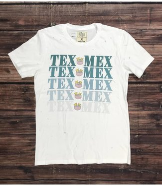 Diamond T Outfitters Tex Mex Holey Tee