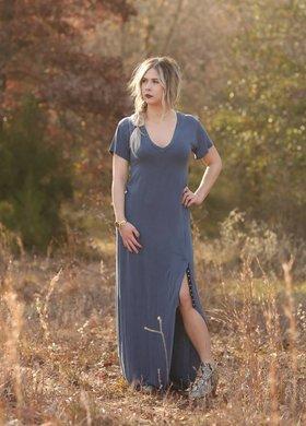wanderlux Giza Maxi Dress
