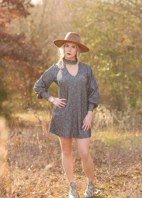 wanderlux Hanover Cutout Dress