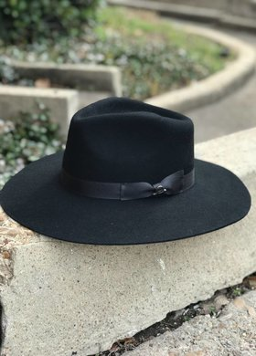 Charlie 1 Horse The Highway Hat in Black