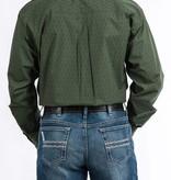 Cinch Cinch Hunter Print Long Sleeve Shirt
