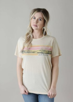 White Crow The Desert Dreaming Tee