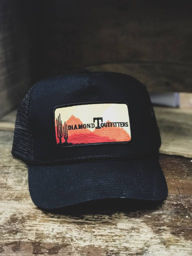 Diamond T Outfitters DTO Sunset Oldie