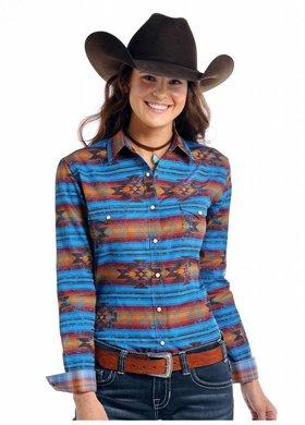 Panhandle Slim Roughstock Ladies Apache Pearl Snap