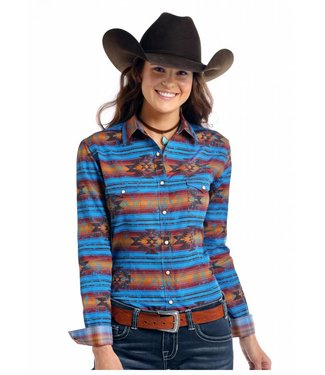 Panhandle Slim Roughstock Ladies Apache Pearl Snap