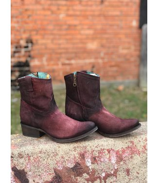 Corral Boot Co Corral Little Lamb Bootie in Wine